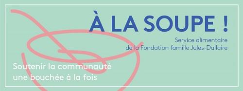 Logo À La Soupe
